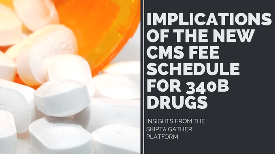 Implications of the New CMS Fee Schedule for 340B Drugs