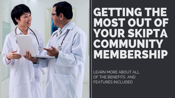 Getting the Most Out of Your Skipta Community Membership